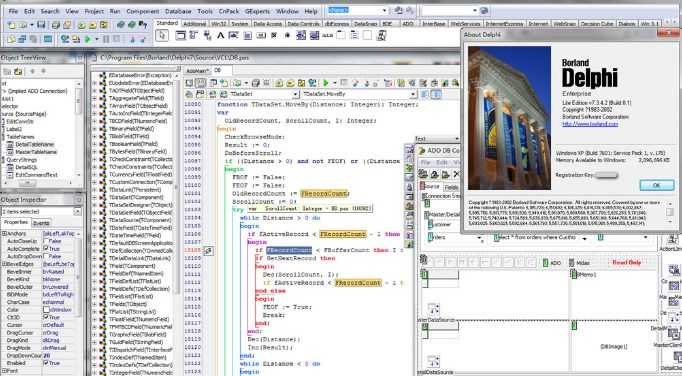 delphi 7 скачать бесплатно для windows 7 x64 на русском