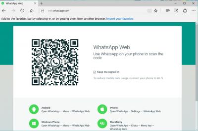 Как установить Whatsapp на компьютере