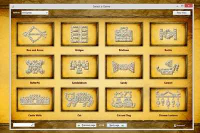 Mahjong Titans