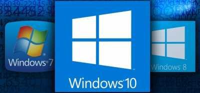 Инструкция, как вернуть Windows 7/8 после установки Windows 10