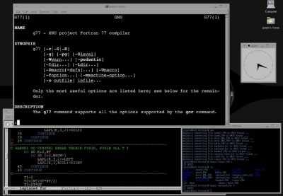 GNU Fortran