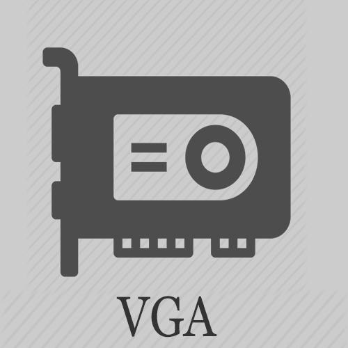 Драйвер VGA