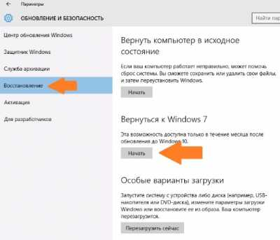 Удаление Windows 10 с компьютера или ноутбука