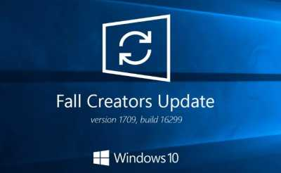 Windows 10 1709 Fall Creators Update